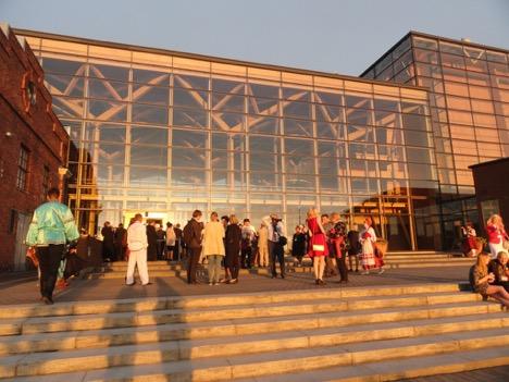 Június 14-én Megkezdődött A Finnugor Népek VII. Világkongresszusa A Finnurszági Lahtiban.